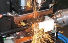 CABLE CUTTING MACHINE